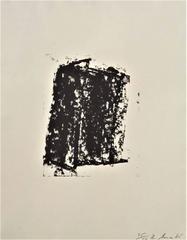 Richard Serra - Sketch 2