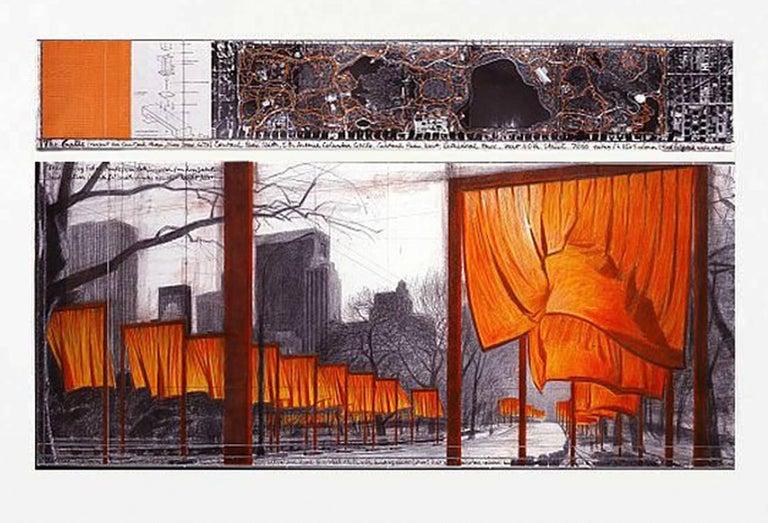 Christo - The Gates (b) 1