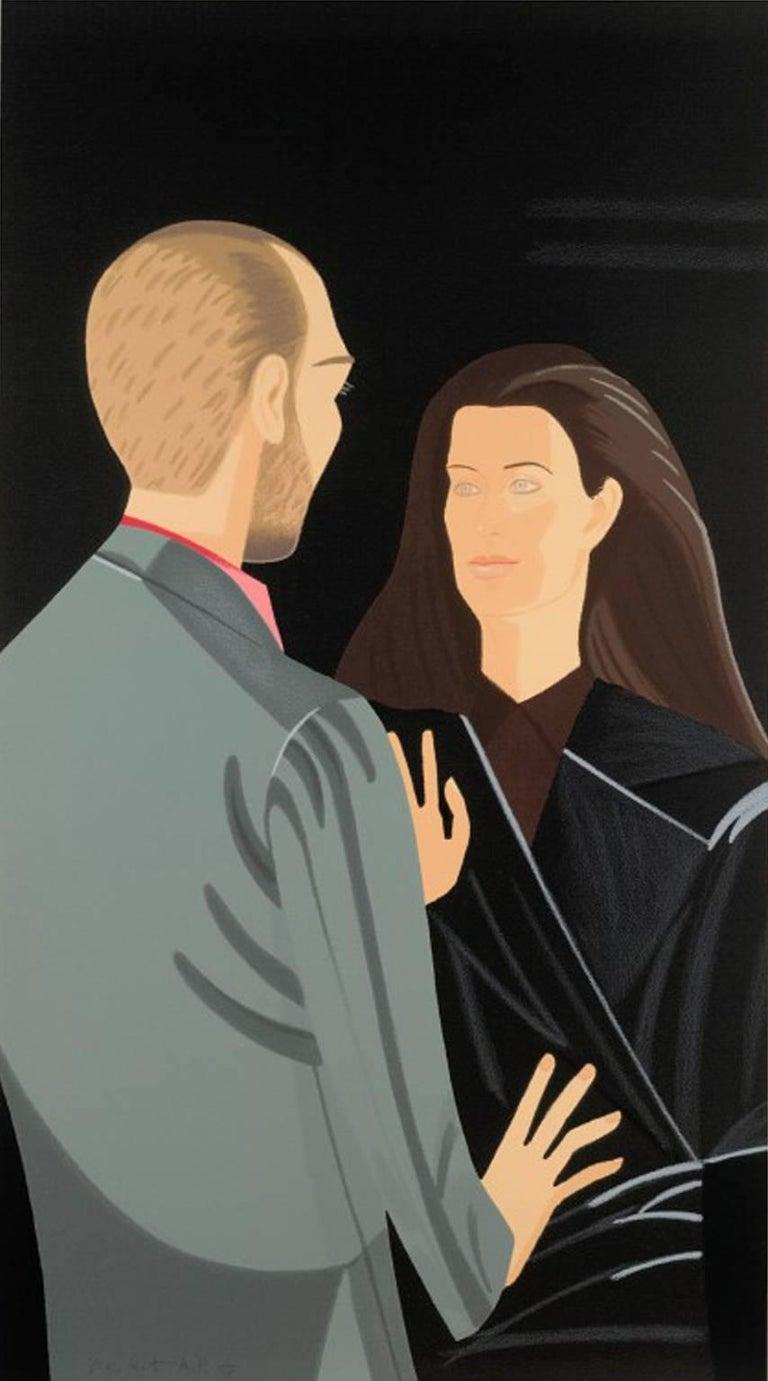 Pas de Deux III, Alex Katz - Print by Alex Katz