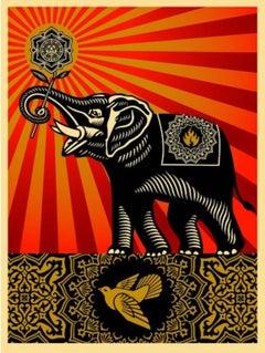 Peace Elephant