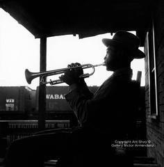 Art Shay - Brooklyn, Illinois, Trumpet Player, 1952