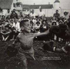 Kid Boxing, 1952