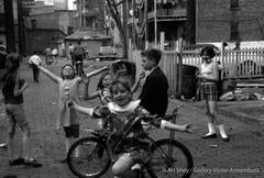 Back Alley Joy, 1958