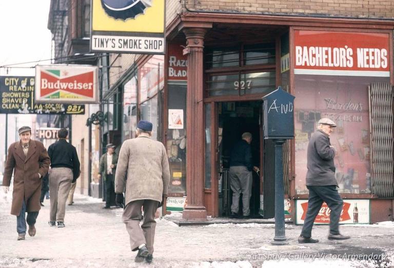 Bachelor's Needs, 1963