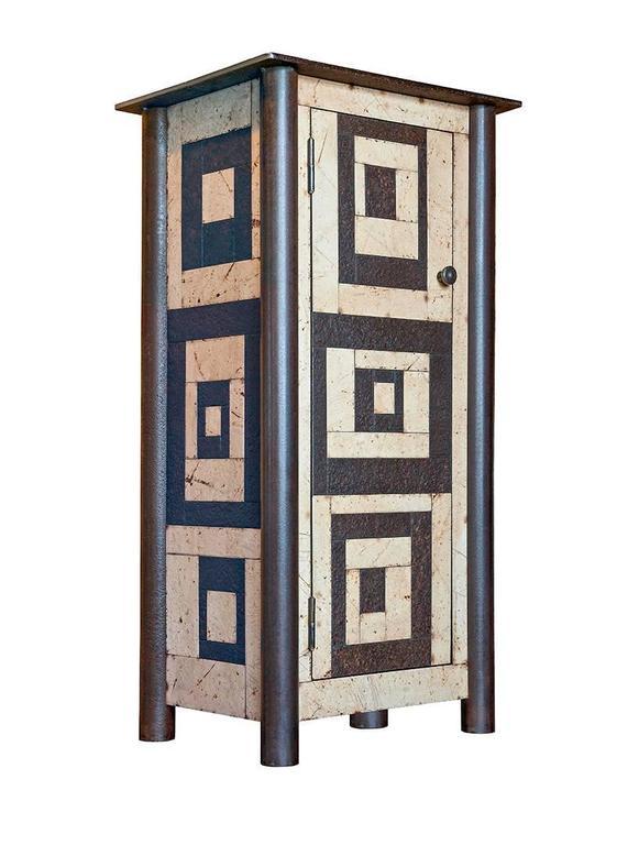Jim Rose - One Door Housetop Quilt Cupboard For Sale at 1stdibs : quilt cupboard - Adamdwight.com