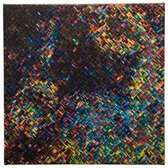 Study for R136 (Tarantula), Galaxy Abstraction