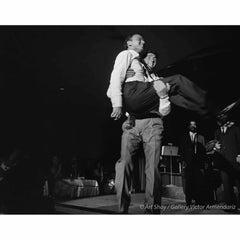 Dean Martin and Frank Sinatra, Las Vegas, 1961