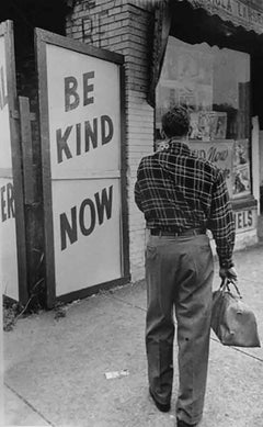 Be Kind Now, Chicago 1949