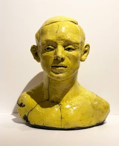 Stephan, Raku Fired Ceramic