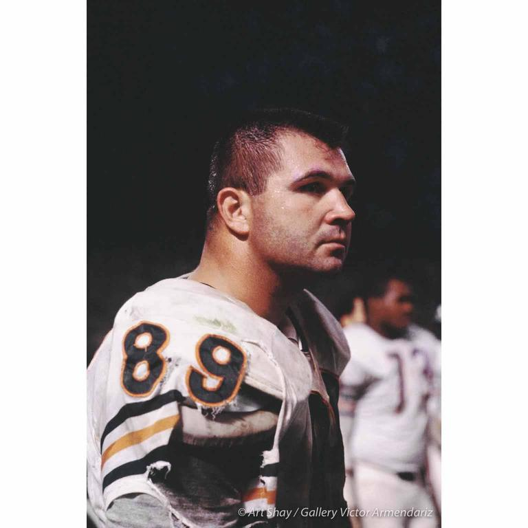 Mike Ditka, 1966