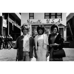 The Supremes at Hitsville U.S.A., Detroit 1965