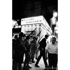 Welcome Democrats, Chicago 1968