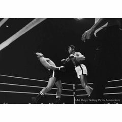 Cassius Clay, Ali TKO Punch vs. Alex Miteff, Louisville 1961