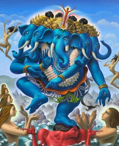 Ganesh at the Maelstrom