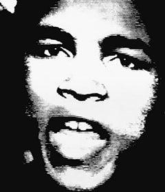 Muhammed Ali Head Shot