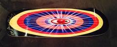 Kenny Scharf Limited Edition skateboard