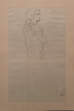 Sketch for an art work at the Palais Stocklettes in Brussels