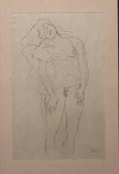 Woman, Standing