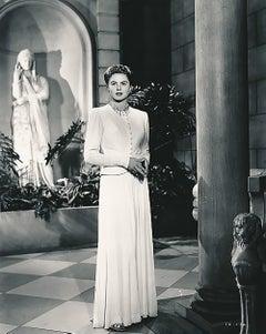 "Ingrid Bergman a ""One-of-a-Kind"" Original Negative by photographer Gaston Longet"