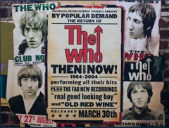 The WHO Poster - Then and Now