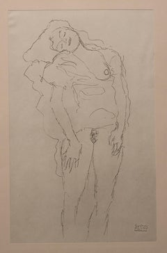 Woman, Standing - Niyoda Paper
