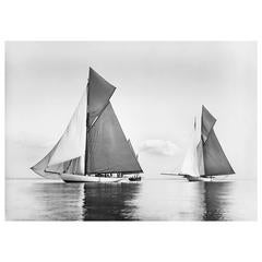 Classic Sailing Yacht Valdora & Cicely, 1903 - Edition of 50