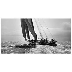 Prince of Wales Sailing Yacht Britannia, August 1894