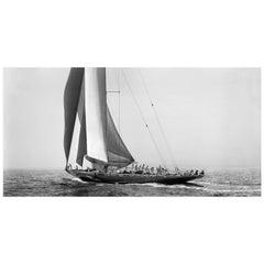 Frank Beken - Classic Sailing Yacht Endeavour, 1934