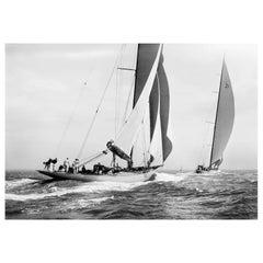 Sailing Yacht Astra & Shamrock 4, 1934