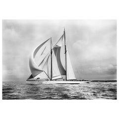 Sailing Yacht Westward, August 1932