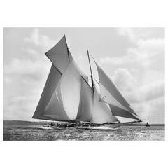 Classic Sailing Yacht Suzanne, 1910 - Edition of 50