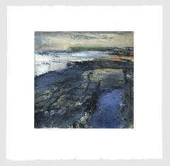 Fractured Shoreline I