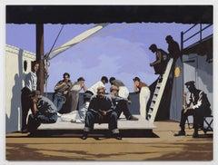 Crew of S.S. Glencairn