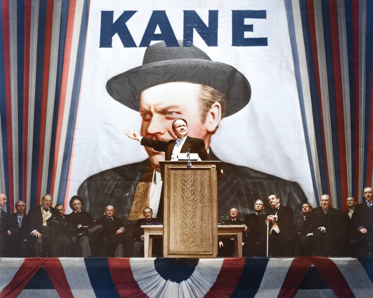 Image result for citizen kane in color