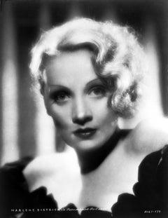 "Marlene Dietrich ""The Song of Songs"" Fine Art Print"