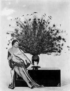 Myrna Loy Fine Art Print