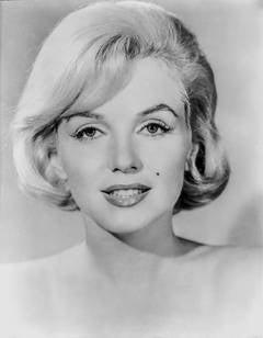 """Marilyn Monroe """"Let's Make Love"""""""