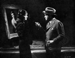 """Edward G Robinson & Joan Bennett """"The Woman in the Window"""" Fine Art Print"""
