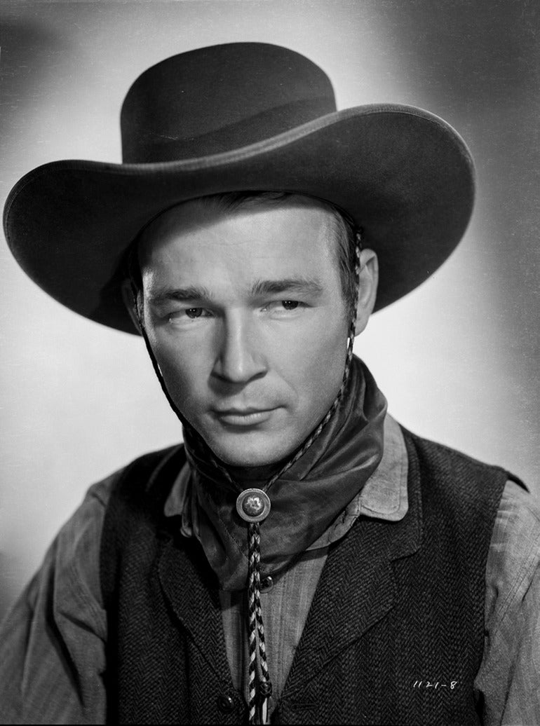 """Roman Freulich - Roy Rogers """"Jesse James at Bay"""" For Sale"""
