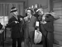 "The Three Stooges ""Three Little Sew and Sews"""
