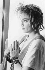 Madonna: The Prayer Closeup Fine Art Print