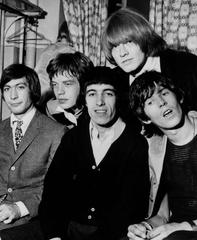 The Rolling Stones in Their Early Years Fine Art Print