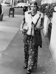 Young Mia Farrow Fine Art Print