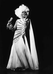 Josephine Baker Performing Fine Art Print
