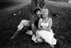 Arthur Miller and Marilyn Monroe 1956