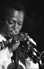 Miles Davis Closeup
