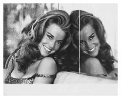 Jane Fonda, twice as nice