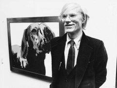 Pop Art Legend Andy Warhol Fine Art Print