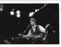 Paul McCartney Vintage Original Photograph