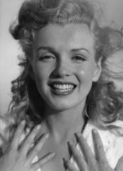 Andre de Dienes - Very Rare Oversized Vintage Marilyn Monroe Exhibition Print